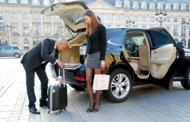 Transport mit ChauffeurTEST